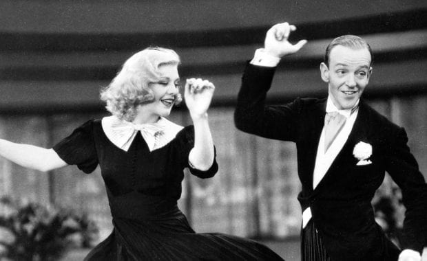 Brand and marketing - Fred & Ginger dancing together
