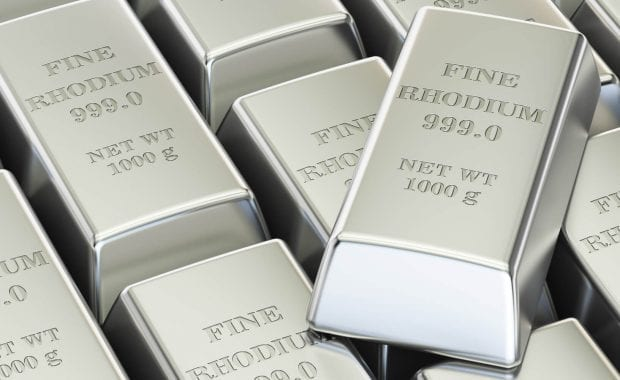 A brand name worth its weight in rhodium
