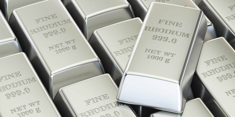 An evocative name is worth its weight in rhodium