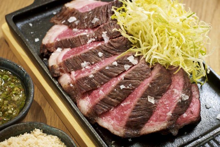 Sushinho beef dish