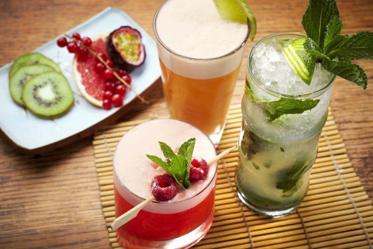 Sushinho drinks