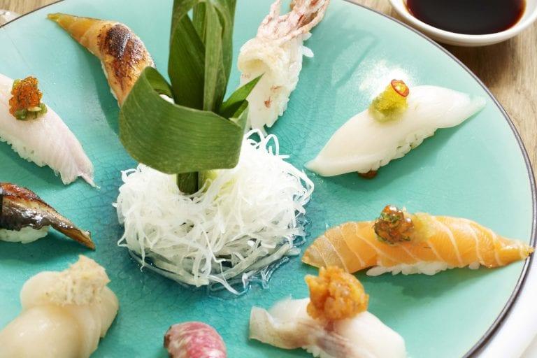 Sushinho sushi dish
