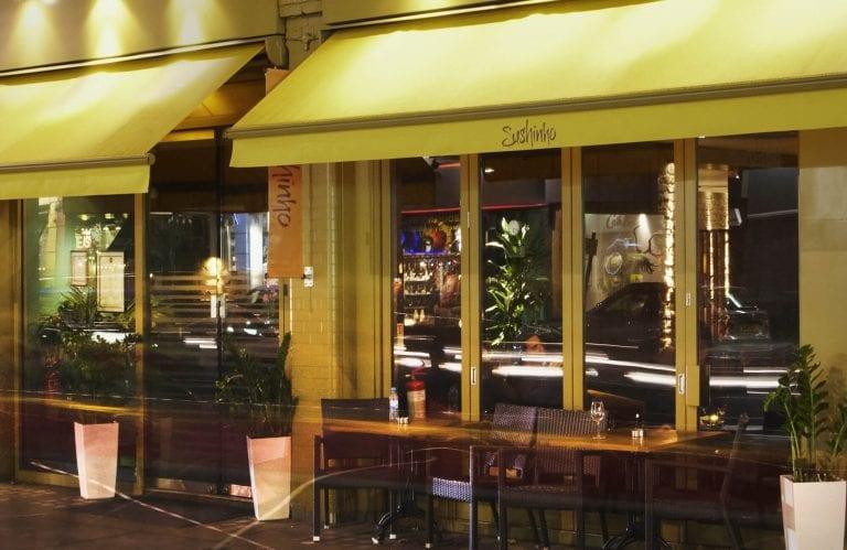Sushinho restaurant