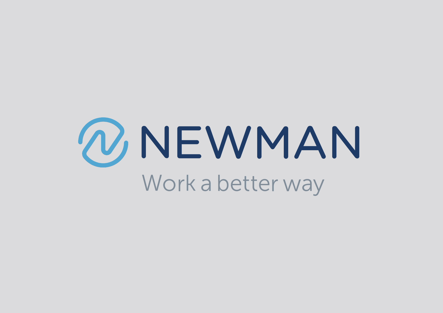 Newman brand identity