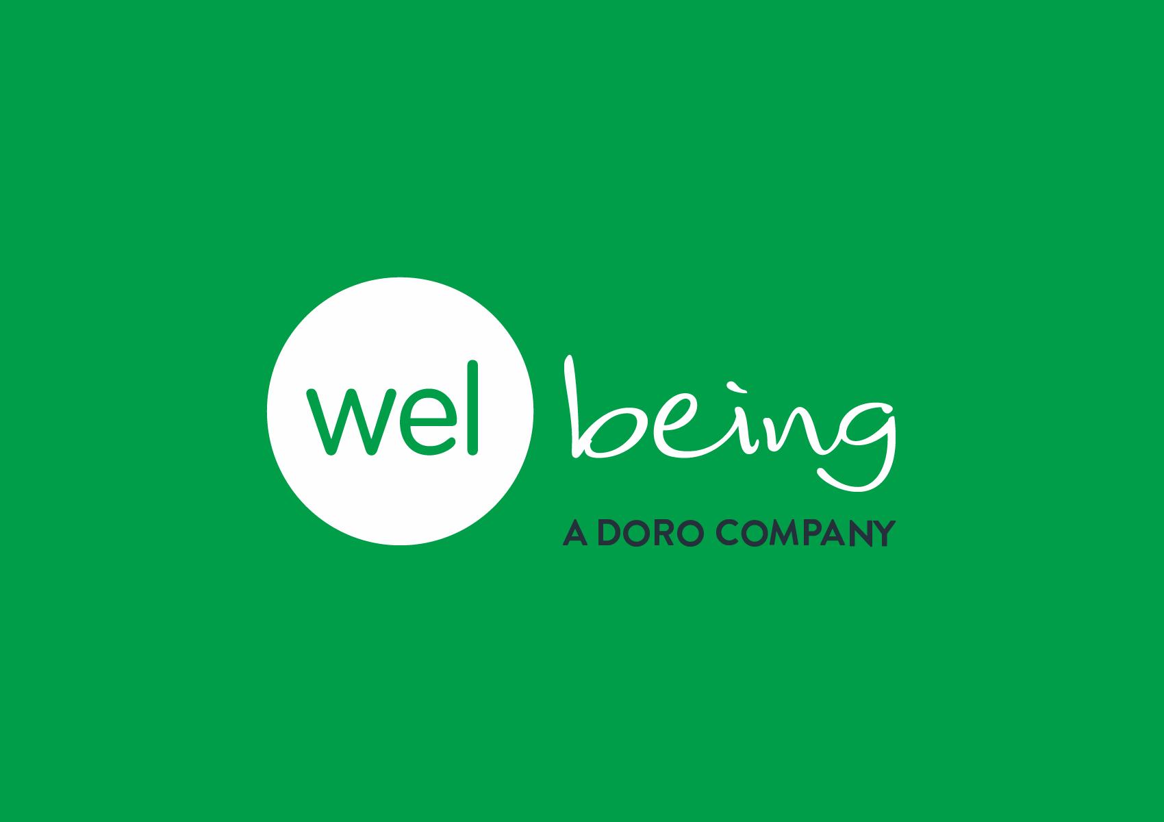 Welbeing brand identity