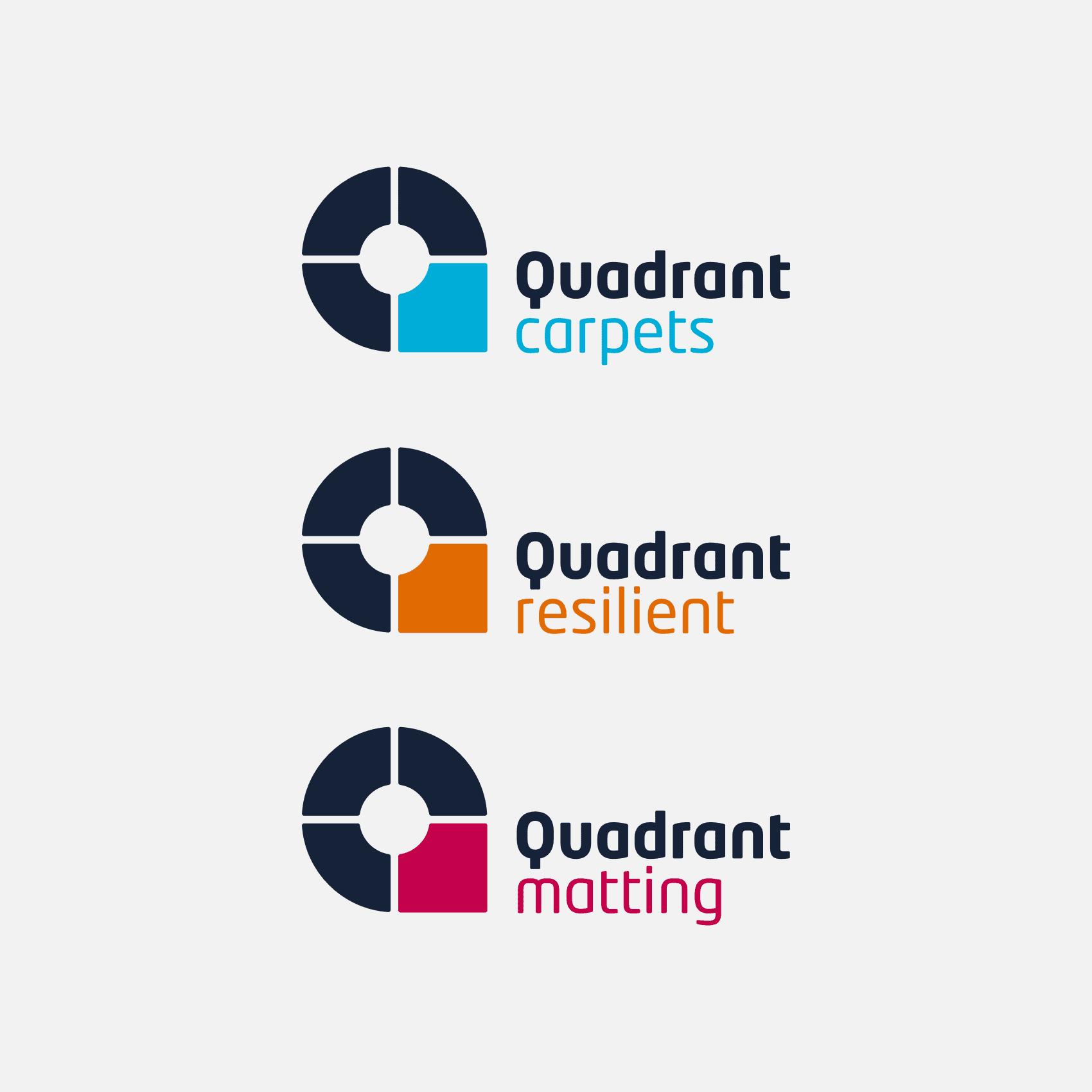 Quadrant brand architecture