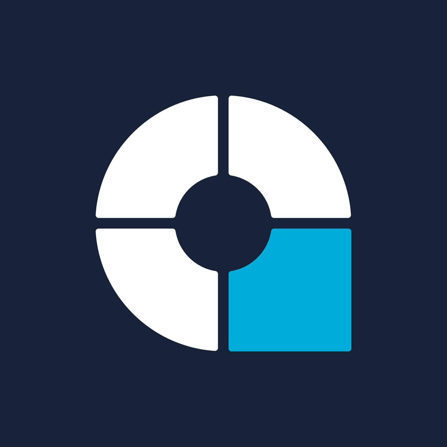Quadrant brand identity