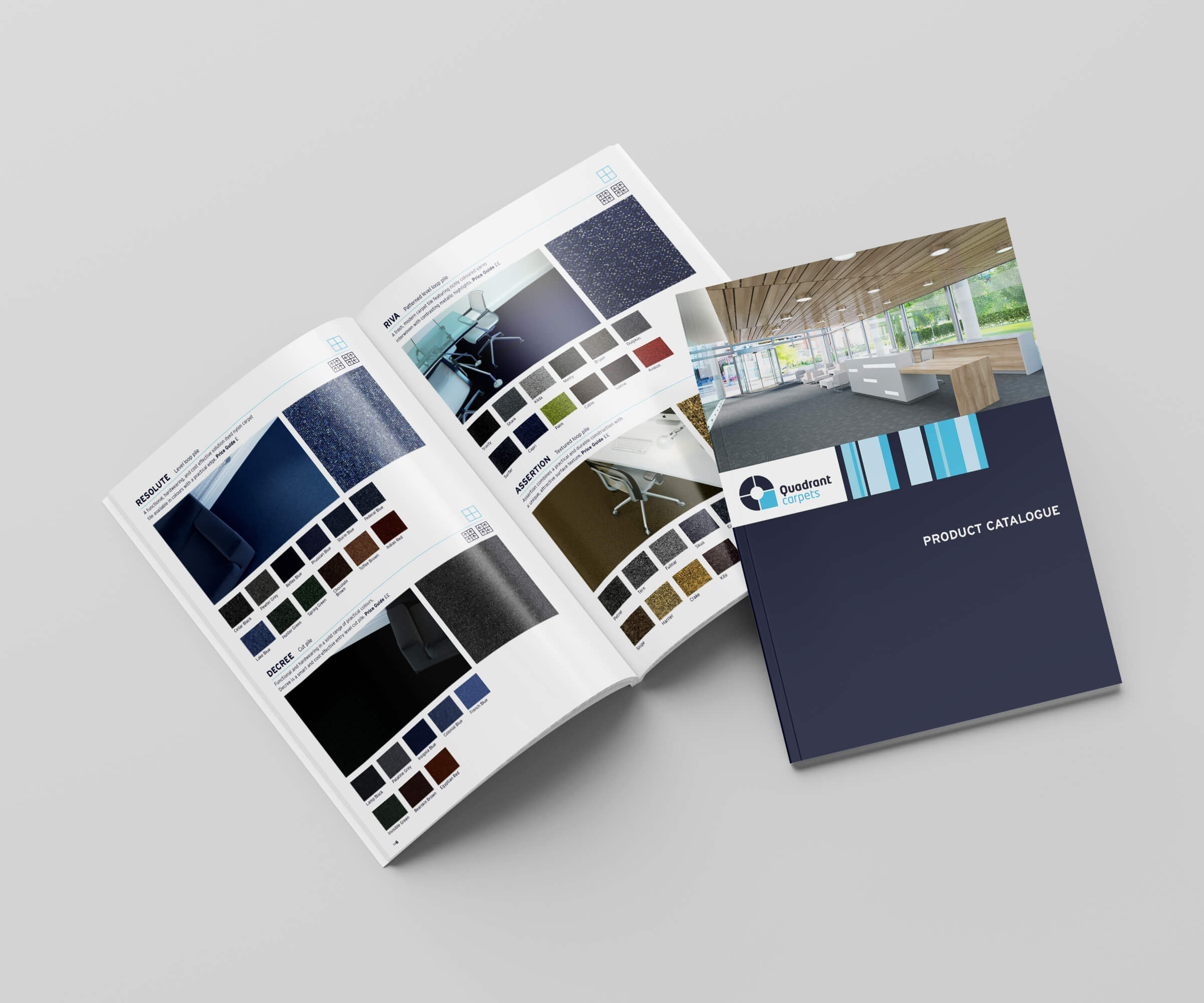 Quadrant product brochure