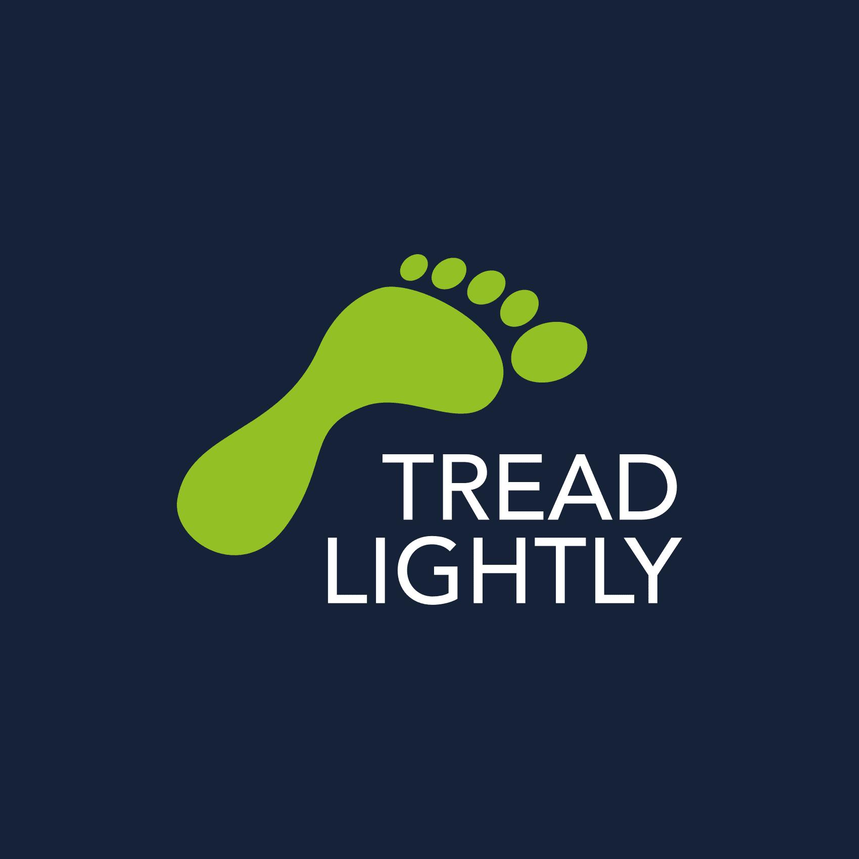 Quadrant Tread Lightly logo