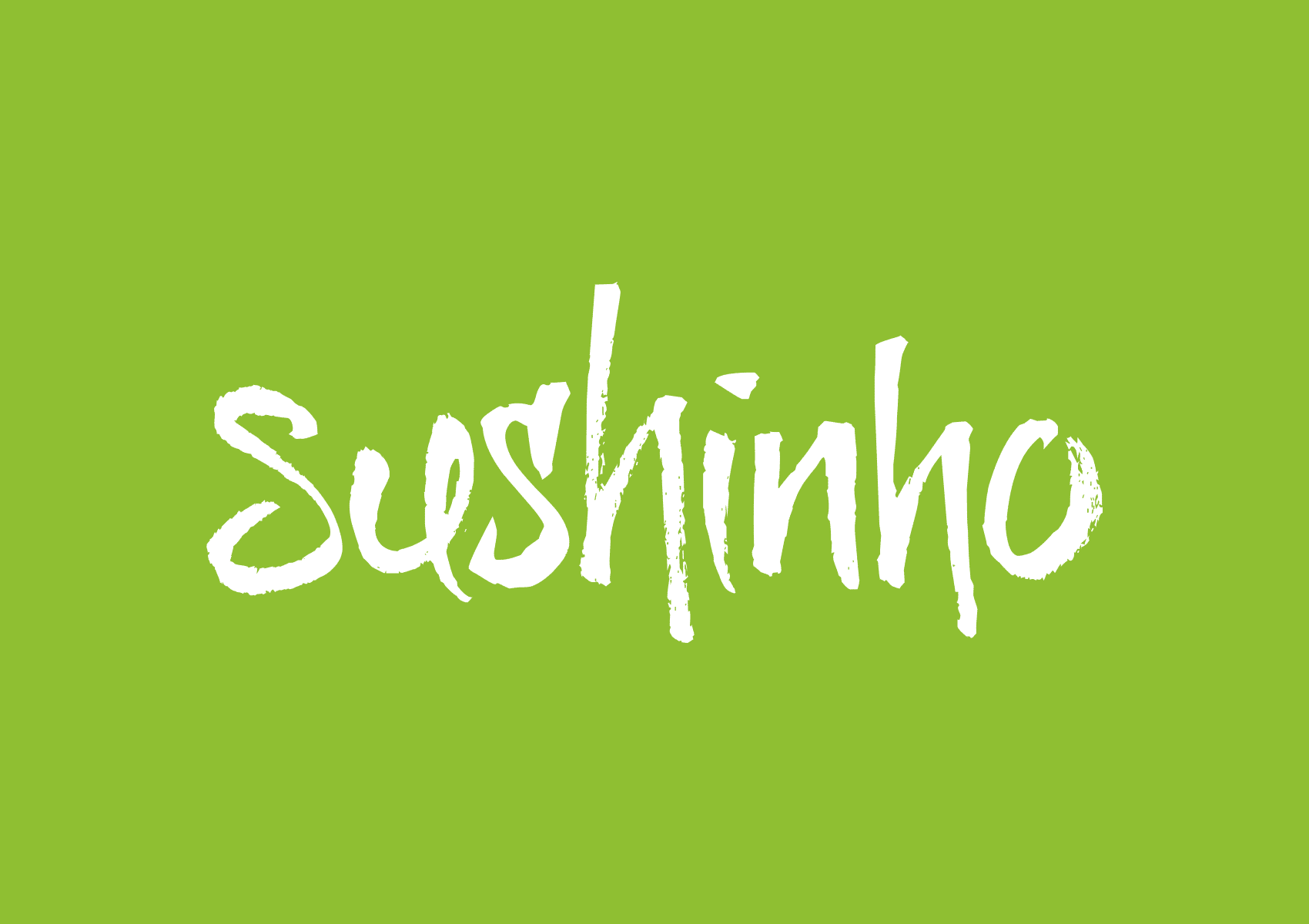 Sushinho brand identity