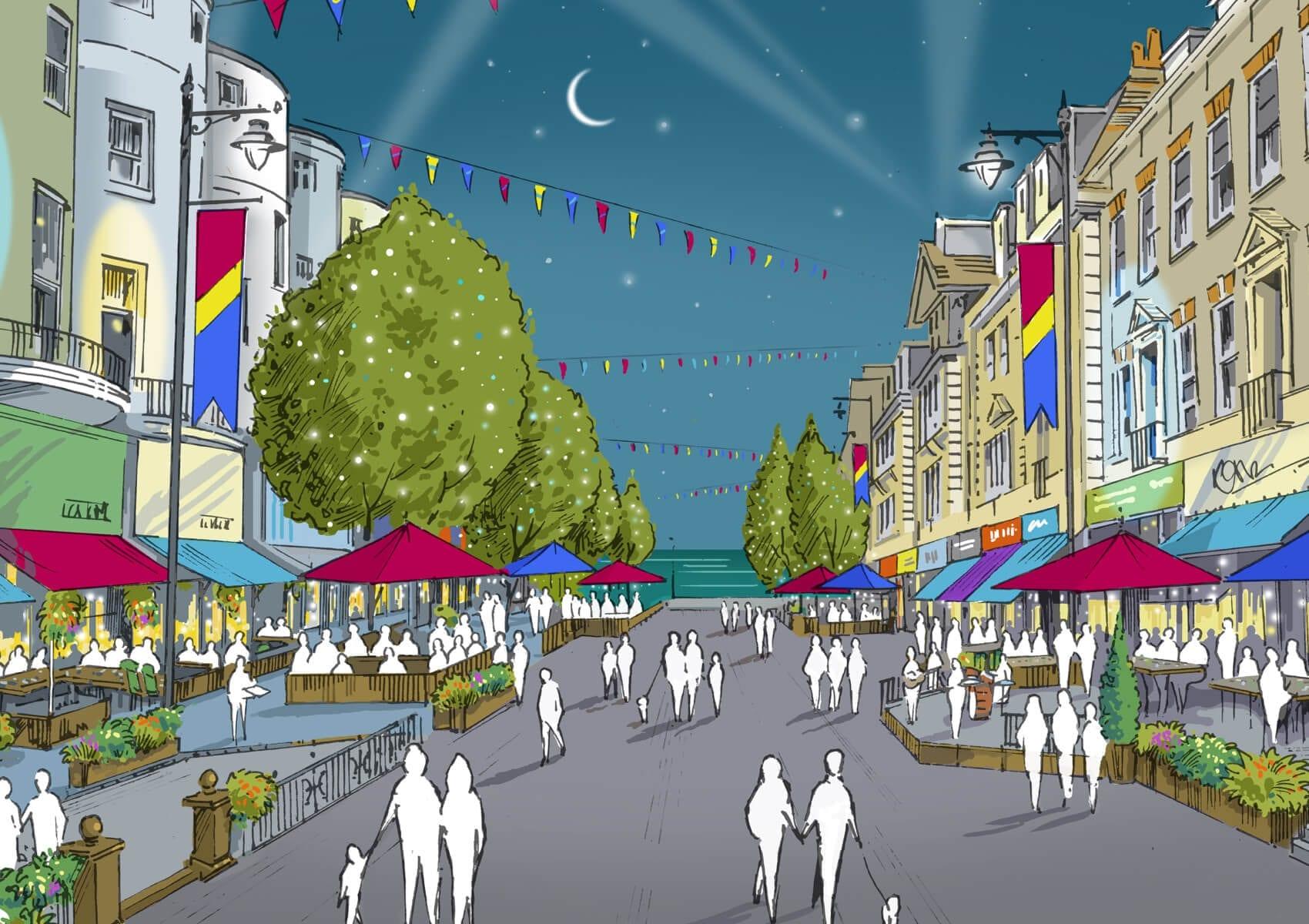 Your Eastbourne illustration