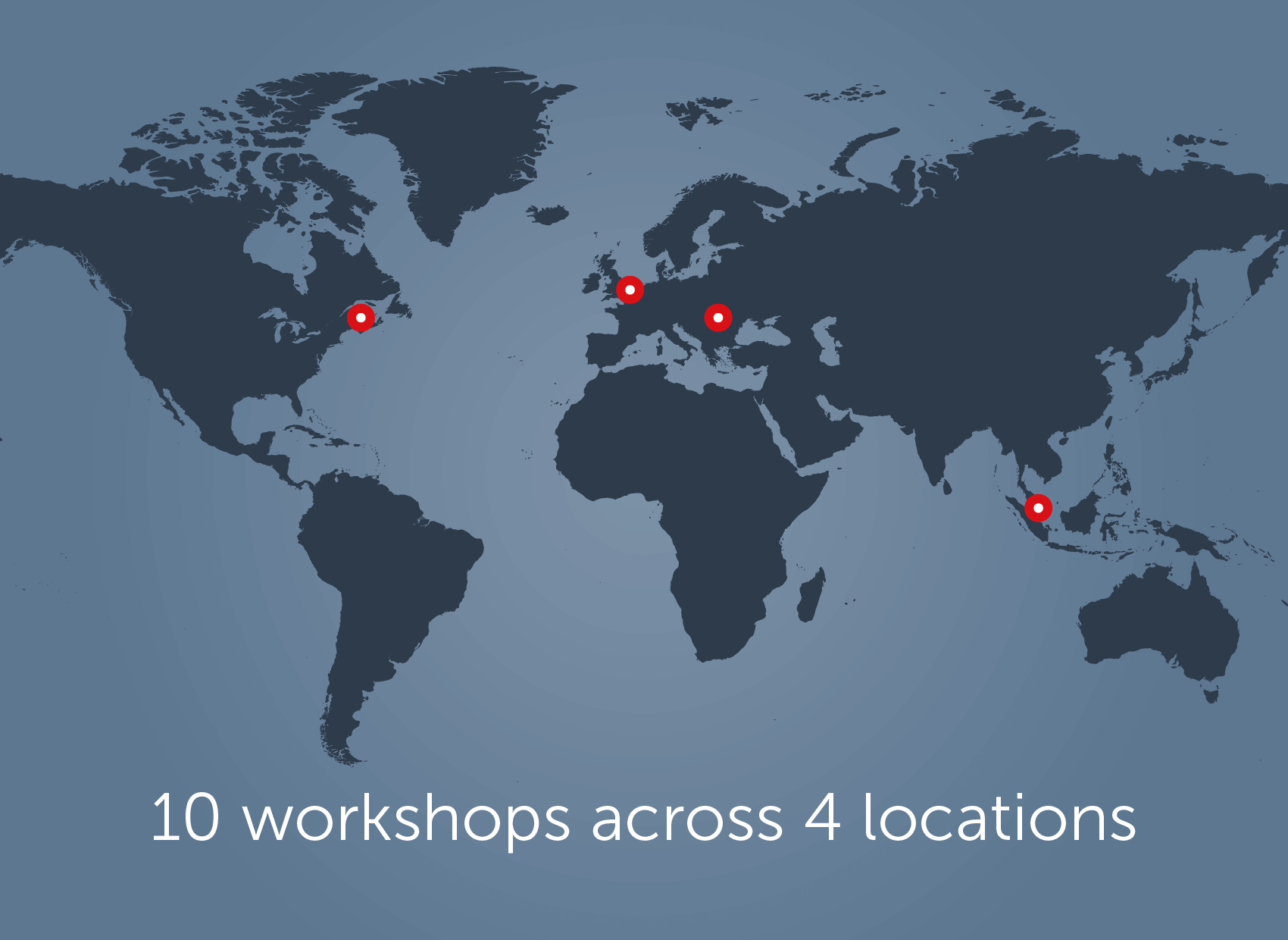 Aptitude brand workshop locations