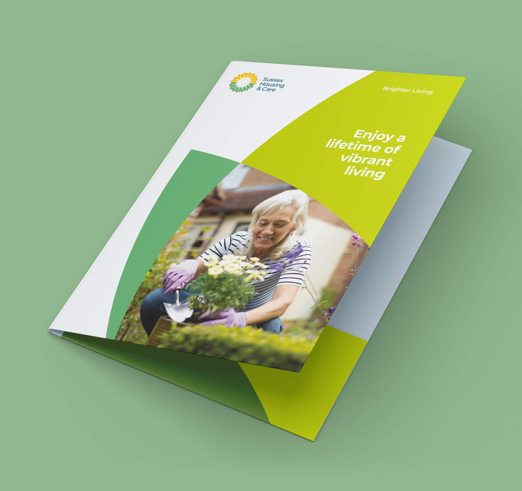 Sussex Housing & Care folder